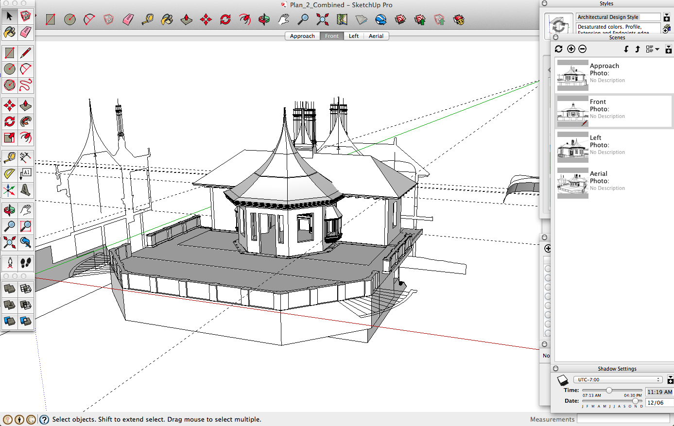 SketchUp_Process Model 3